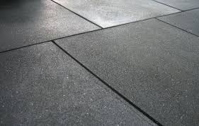 of the rubber sheets used and this can vary with the use to which the premise is being put to rubber floors are usually non slipping in nature as well