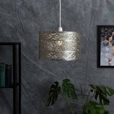 casablanca moroccan style pendant shade