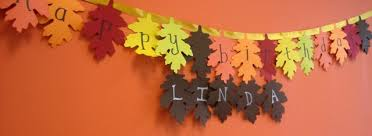 fall office decorations. fall leaf birthday banner office decorations d