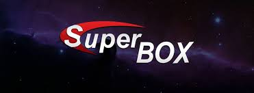 Resultado de imagem para logo superbox