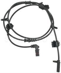 2008 dodge charger abs wheel speed sensor rear left standard ignition als1124