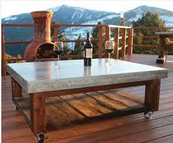 26 diy coffee table ideas for indoor