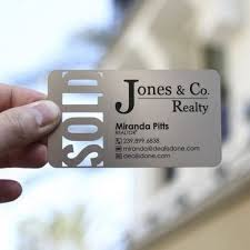 Stainless Steel Business Cards Stainless Steel Metal Business Card