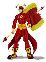 El Chapulin Colorado, fanart del personaje mexicano creado por Roberto  Gomez Bolaños #chespirito #chapulincolo… | Comic movies, Spiderman art,  Character design male