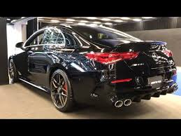 Learn about it in the motortrend buying guide right here. 2021 Mercedes Benz Cla45 Amg Coupe Carbon Black Metallic 382hp In Depth Video Walk Around Youtube