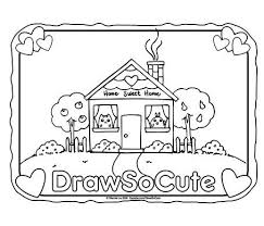 Hi Draw So Cute Fans Get Your Free Coloring Pages Of My Draw So