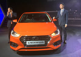 New 2017 Hyundai Verna Prices Specifications Mileage Interior