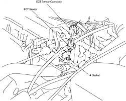 Toyota tercel knock sensor location car stereo wiring diagram