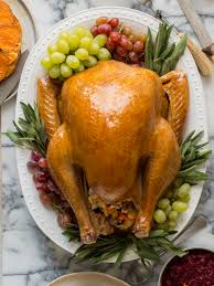cooked whole turkey. Fine Whole Roasted Turkey Recipe Thanksgiving With Cooked Whole T