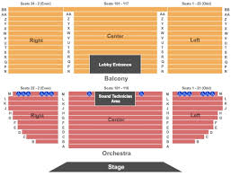 Klein Memorial Auditorium Seating Chart 72 Studious Bridgeport Cabaret Seating Chart