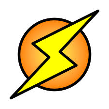 Datei:Lightning Bolt on Circle.svg – Wikipedia
