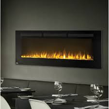 allure wall mounted electric fireplace