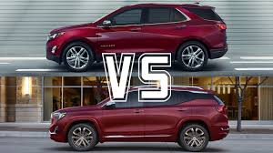 2018 gmc terrain pictures. brilliant pictures 2018 chevrolet equinox vs gmc terrain with gmc terrain pictures