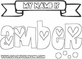 Small Picture Create Name Coloring Pages Coloring Coloring Pages