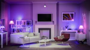Philips Hue Lights Living Room Try This Philips Hue Trick To Make Getting To Sleep And