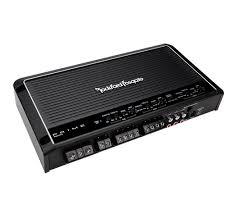 rx prime watt channel amplifier rockford fosgate acirc reg  r600x5
