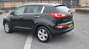 kia sportage 2015 black. Beautiful Black Kia Sportage 2 CRDi ISG 17 DieselManualBlack  WO13DAA Wessex Garages  Newport YouTube In 2015 Black 0