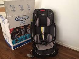 narrow car seats how to fit 3 across