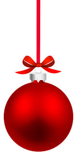 red christmas ornaments clipart. Simple Christmas Red Hanging Christmas Ball PNG Clipart  Best WEB Banner  Transparent Library On Ornaments