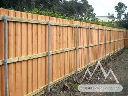 contemporary ideas wood fence posts ez fence post mender wood fence posts installation custom wood