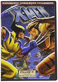 x men volume four marvel dvd ic book collection