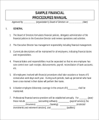 8 Instruction Manual Templates Free Sample Example Format
