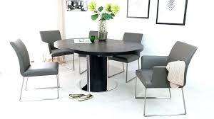 full size of small round black dining table and chairs room tables glass white extending surprising