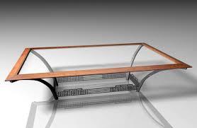 Industrial Coffee Table 3d Industrial Coffee Table Furniture Model Poser Format