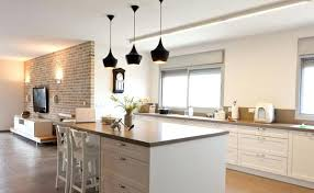 pendant light in kitchen koffieathome