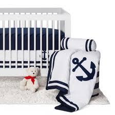 Sweet Jojo Designs Space Galaxy 11pc Crib Bedding Set Blue Sweet Jojo Designs Anchors Away 11pc Crib Bedding Set Navy