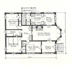 architect design™  A really small house planA really small house plan