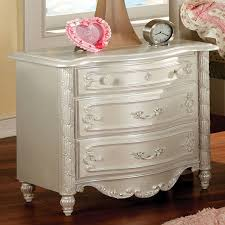 furniture of america alexandra pearl white nightstand alexandra furniture
