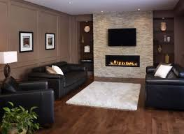 modern living room with fireplace and tv. Tv And Fireplace In Living Room Wall Ideas Black Electric On Modern With