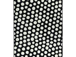 polka dot rug area red pottery barn area rugs ikea runner rug osted black and white