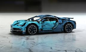 339 different types of lego technic elements were used to make the model. Model Of The Week Lego Technic Bugatti Chiron Brick Me Baby Solidsmack