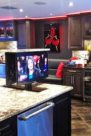 Interior Design Tv Shows Simple MSeries M48 R Pop Up TV Lift Activated Decor