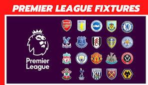 premier league fixtures 2021 22 epl
