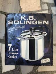 Çankaya içinde, ikinci el satılık K.B Solingen 7lt sıfır düd