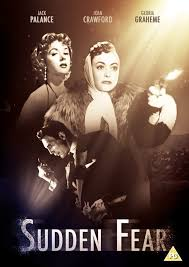 Sudden Fear   DVD   Free shipping over £20   HMV Store