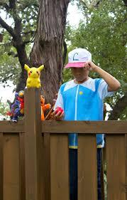 ash ketchum pokemon costume diy