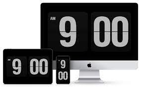 Fliqlo - Flip Clock App and Screensaver