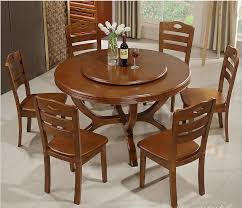 household solid wood dining tables and chairs combination