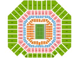 Usta Billie Jean King National Tennis Center Seating Chart Arthur Ashe Stadium At The Billie Jean King Tennis Center