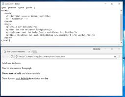 HTML Grundlagen für den ESP Webserver - AZ-Delivery