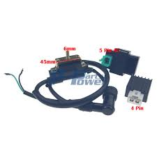 online get cheap 5 pin regulator rectifier aliexpress com ignition coil 5 pin cdi box voltage regulator rectifier for 50cc 70cc 90cc 110cc 125cc chinese atv quad buggy pit dirt bike