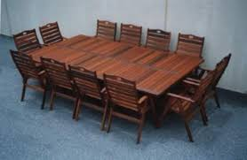fairlie 12 x seater table