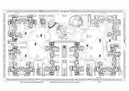 stilt parking plan of site 1