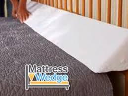 gap between mattress and bed frame.  And As Seen On TV Video In Gap Between Mattress And Bed Frame W