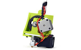 flexible filament extruder for lulzbot 3d printers