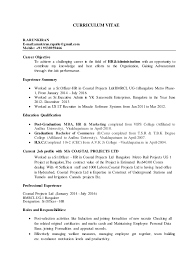 How To Do A Curriculum Vitae Beauteous Arunkiran Up Dated Resume